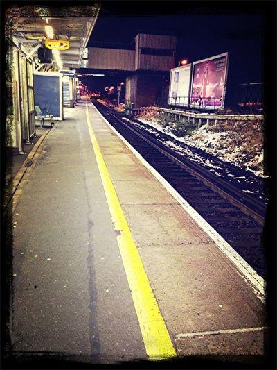 Sevenoaks Train Station