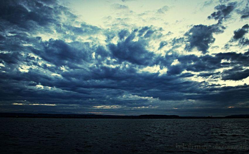 Gorgeous clouds Everett
