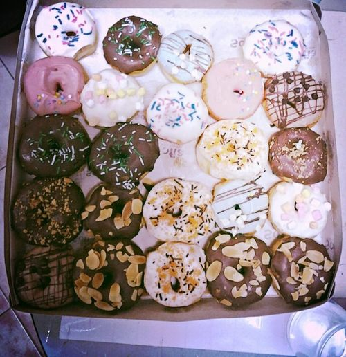 Yummy Donuts Sweets