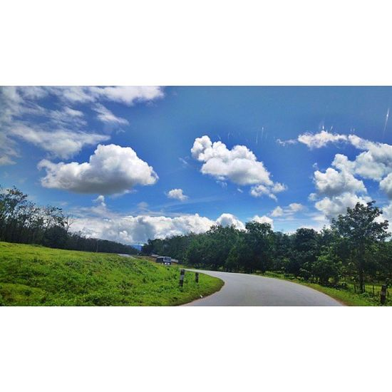 ခရီးသြားမိုးတိမ္ Jipsy Clouds Cloud Instatravel travelgram sky myanmar igersmyanmar roadtrip