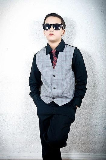 Kids Suit And Tie