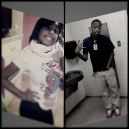 Mee && My Lovee :)) He'ss My EverryThinqq && Gonnaa Remainn