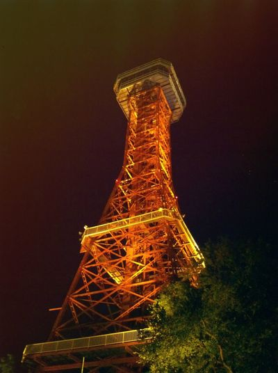 The Architect - 2014 EyeEm Awards Tower Texas Night