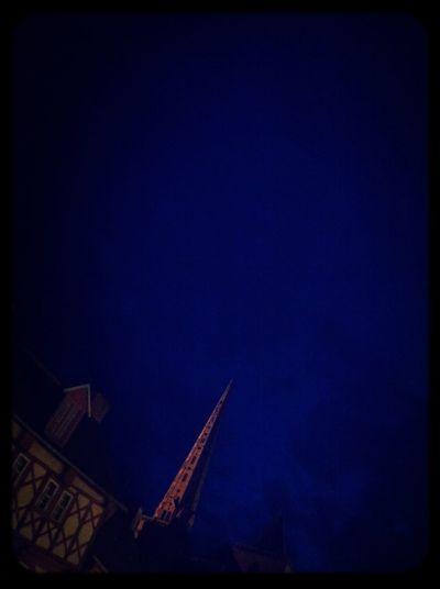 nuit bretonne Sky And Clouds Bretagne