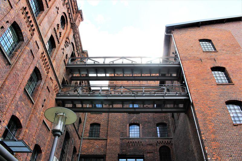 An image of a vintage factory Construction Architektur Brick Building Exterior Design Factory House Old Texture Urban Vintage Warehouse