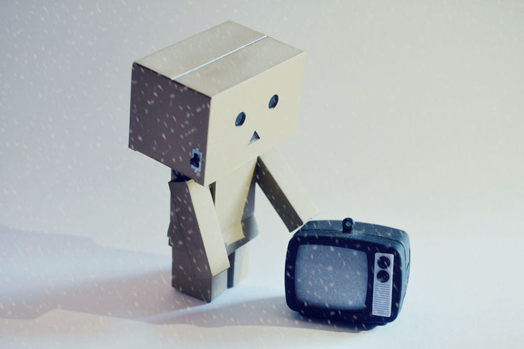 Danboard Danbo Tv Snow