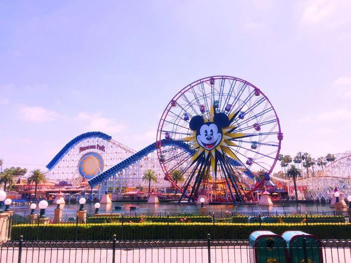 Disney Californiaadventures
