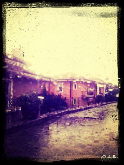 Yağmur ve bursa bir arada :D