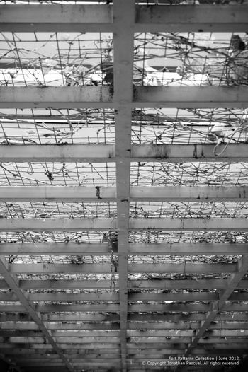 The grid. One of the iconic walkway in Fort Blackandwhite Photography Monochrome Pattern Walkway Eeyemphilippines