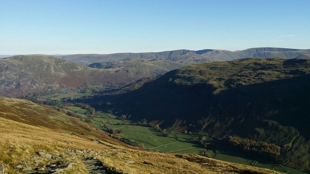 Lake District Autumn Relaxing Enjoying Life Autumn Colors Fantastic View High Up Great Day 😀😀👌👌