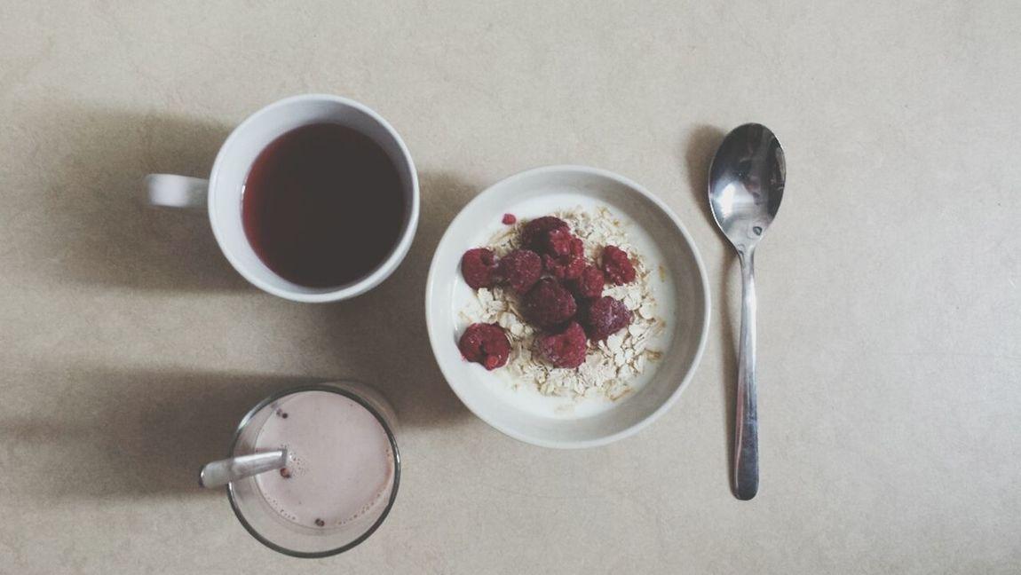 ♡ Food Tea Oboy Yoghurt