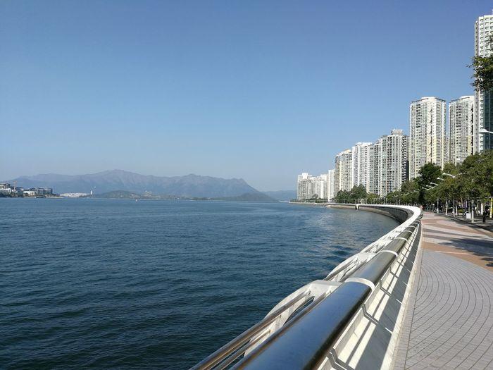 Promenade at ma on shan