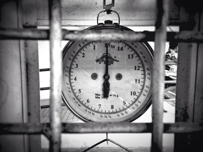Public Market Public Places Weighing Scale Kilo Measurement Marketplace Equipment Equilibrium Numbers Sale Profit Taking Photos Photowalking Black & White EyeEm Best Shots - Black + White Showcase April EyeEm Gallery Practice Photography Olloclip IPhone Photography EyeEm Phillipines