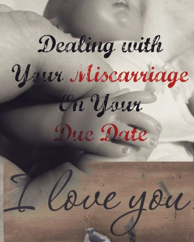 Miscarriage Awareness Due Date Miscarriage Text Western Script Communication Close-up Indoors  Handwriting  Paper