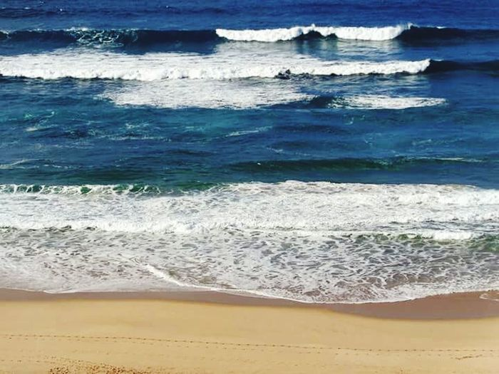 Sea Beach Wave Water Sand Nature Beauty In Nature Travel Destinations Tranquility Scenics Outdoors Day Tide No People Power In Nature