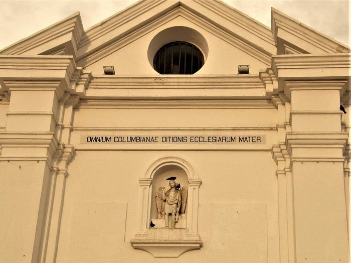 Architecture Catedral CatedralSantaMarta History City Day Historical Place Sky