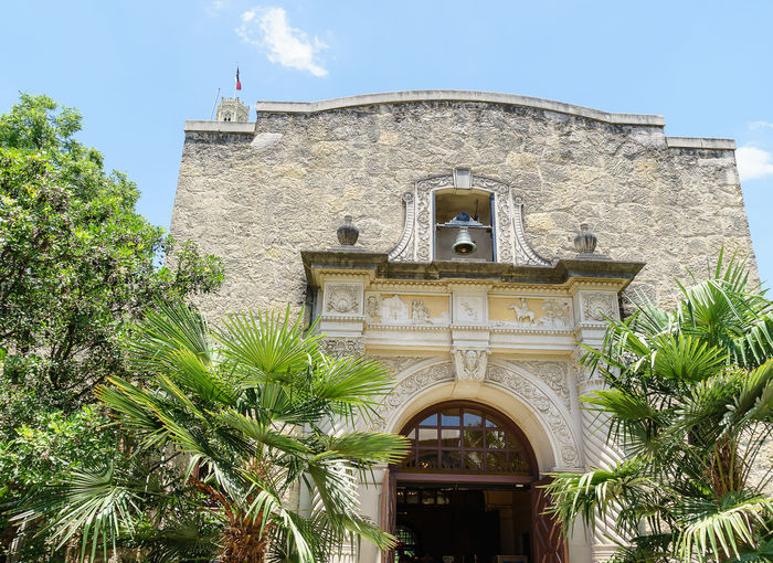 Alamo Ancient Ancient Civilization Arch Architecture Building Exterior Built Structure Church Column Façade Famous Place Historic History Low Angle View Place Of Worship Religion Spirituality Te Texas Travel Destinations