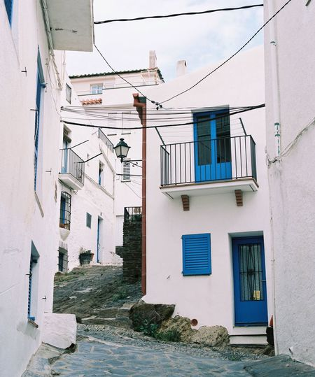 Cadaques 120 Film Architecture Cadaqués Catalunya Day Film Film Photography Filmcamera Filmisnotdead House Kodak Kodak Portra Medium Format Mediumformat No People Old Town Outdoors PENTAX67 SPAIN Travel Photography