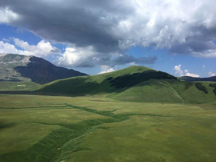 Land of castelluccio