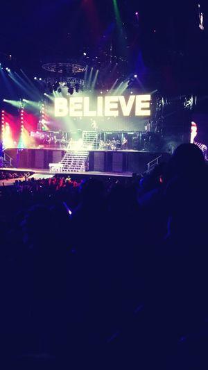 JUSTIN BIEBER #believetour