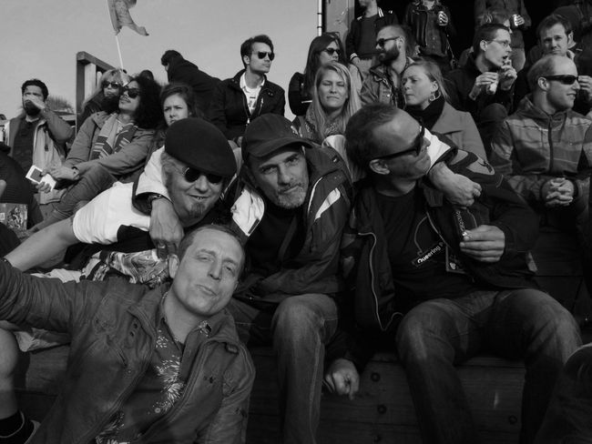 Party Hard Notes From The Underground Festival Peoplephotography Hanging Out Taking Photos People Enjoying Life Blackandwhite