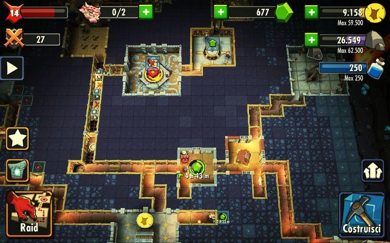 Dungeon Keeper Memories Videogame Restyling Playing Videogame