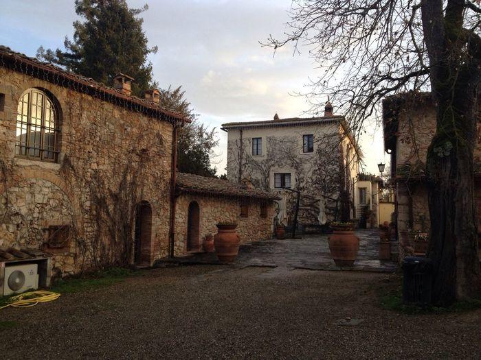 Hotel Tuscany Traveling Goodmorning :)