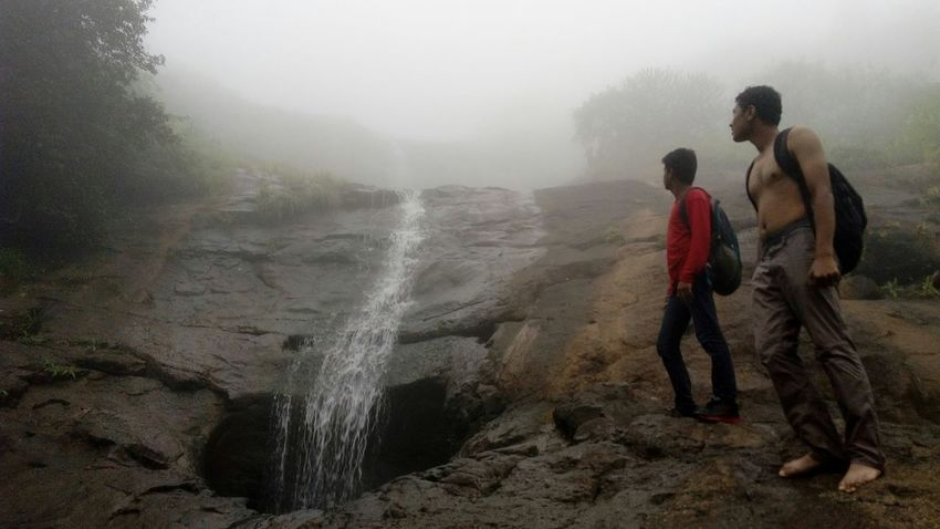Into The Mist Mist Misty Landscape Fog Foggy Weather High Mountain Treking Trekking Forest Stream Peace Of Mind Protecting Where We Play Rainy Days Trip