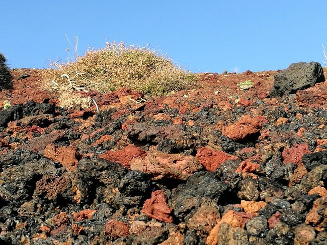 Clear Sky No People Nature Day Outdoors Pantelleria No Filter Rock - Object Tranquil Scene