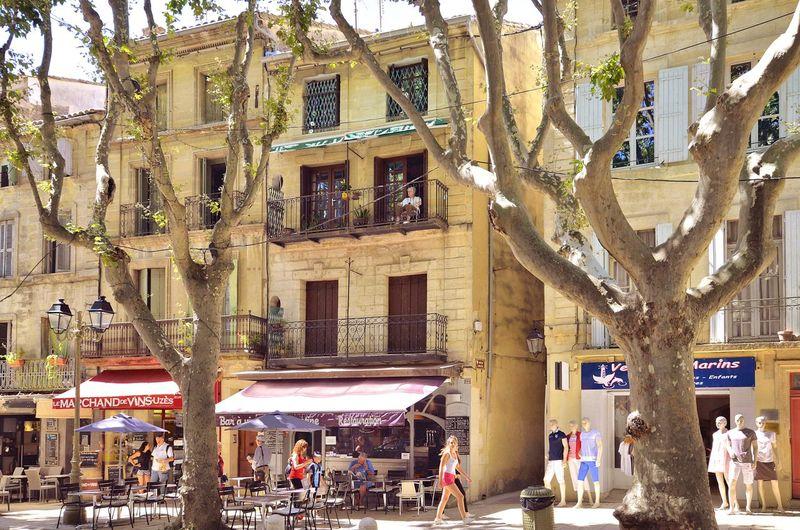 Uzés France🇫🇷 Provence Hanging Out Street Photography Holidays ☀ Summer Feelings  Enjoying Life Everyday Joy Relaxing