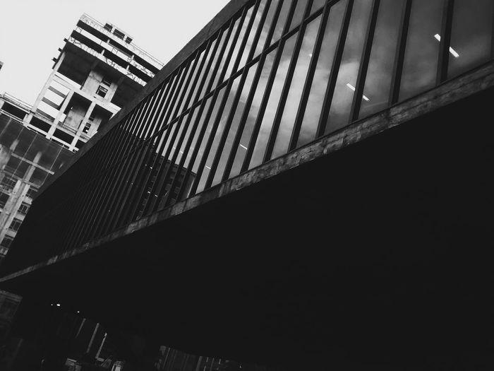 Uma visao diferente Masp Building Exterior Outdoors Architecture City Sao Paulo - Brazil SP City Cultures Architecture Beauty Gothic Style Arch Macro Black&white