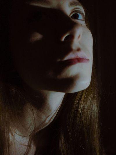 Russia Kazan Shadow Shadows & Lights Woman Self Portrait Dark Darkness Portrait Young Women Human Lips Women Spooky Human Face Witch Evil Beauty Dark Eyeball Iris - Eye Dreamlike Surreal Mysterious Surrealism The Portraitist - 2019 EyeEm Awards