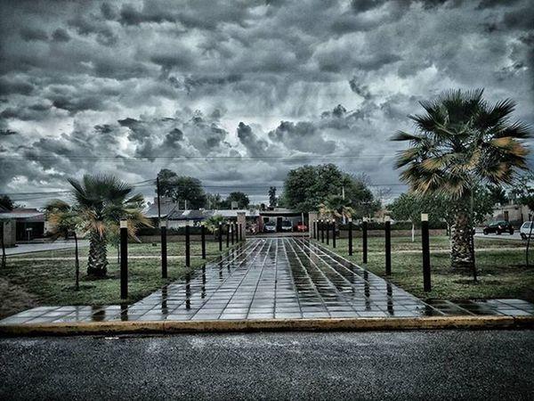 Y en La Rioja llueve.... Rain Larioja