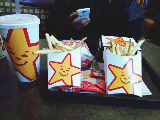 Burgers Carls Jr.