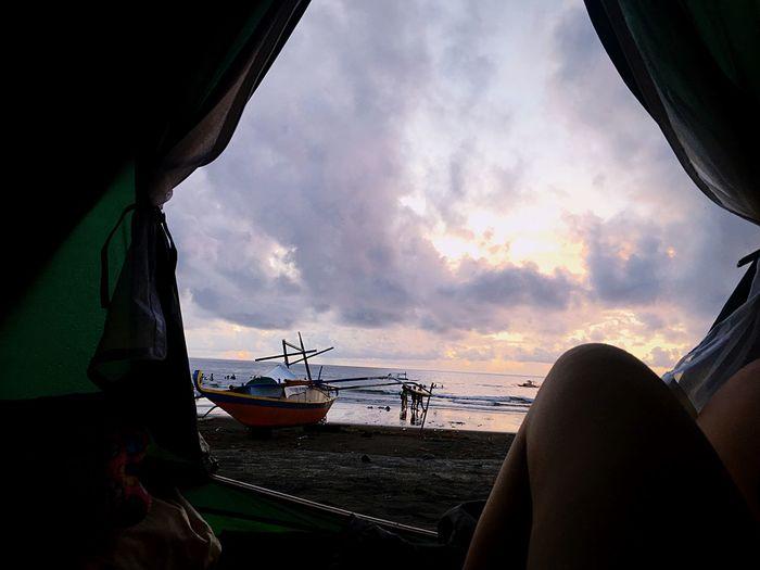 Tent Cozy
