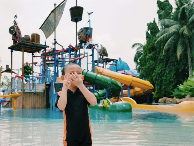 Swimming Waterpark Water Park Pool Water Park Pool Kid Boy Swimming Water Swimming Pool Swim Fun Smile Happy Happy Kid Smilling Kid Showcase March Things I Like My Favorite Photo