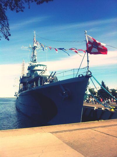 Gdynia Warship Military Polish Navy