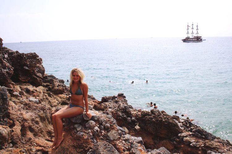 Summer Summertime Море