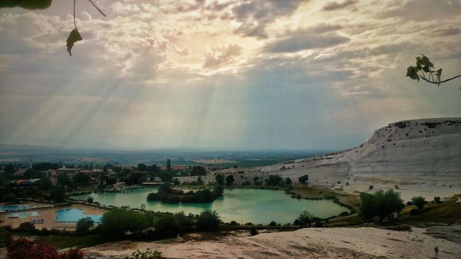 Pamukkale/Turkey Pamukkale Travertenleri Beauty In Nature Sony Xperia Z2 EyeEm Nature Sony Xperia Photography. Live For The Story The Great Outdoors - 2017 EyeEm Awards