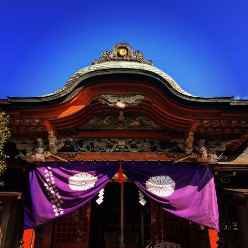 Shrine Of Japan Shrine 薩摩川内市 新田神社