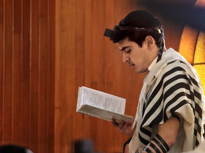 Old world Israel Hebrew Praying Pray Rezar Tefilin Judios Jewish One Person Young Adult Real People Young Men Casual Clothing Lifestyles Clothing Portrait Standing First Eyeem Photo