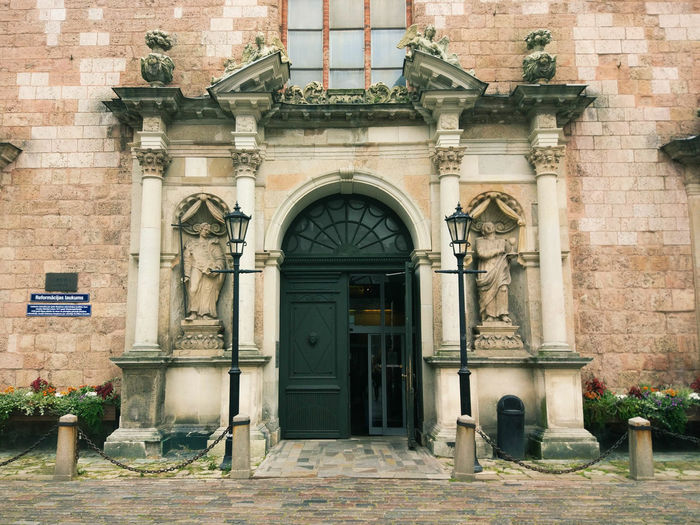 Architecture Door Entrance Built Structure Building Exterior Window Day History Arch Outdoors Façade No People Doorway Architecture City Church