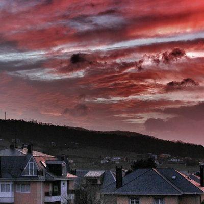 Crazy sky. Se ha vertido sangre esta noche...