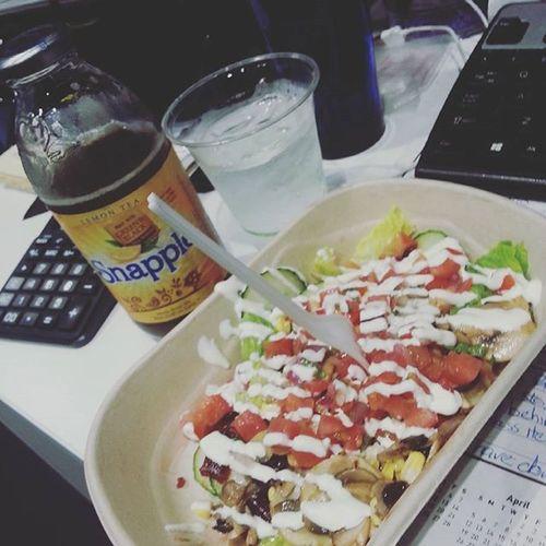 Best job! Love my lunch breaks! :* Gyg YumYum GuzmanYGomez
