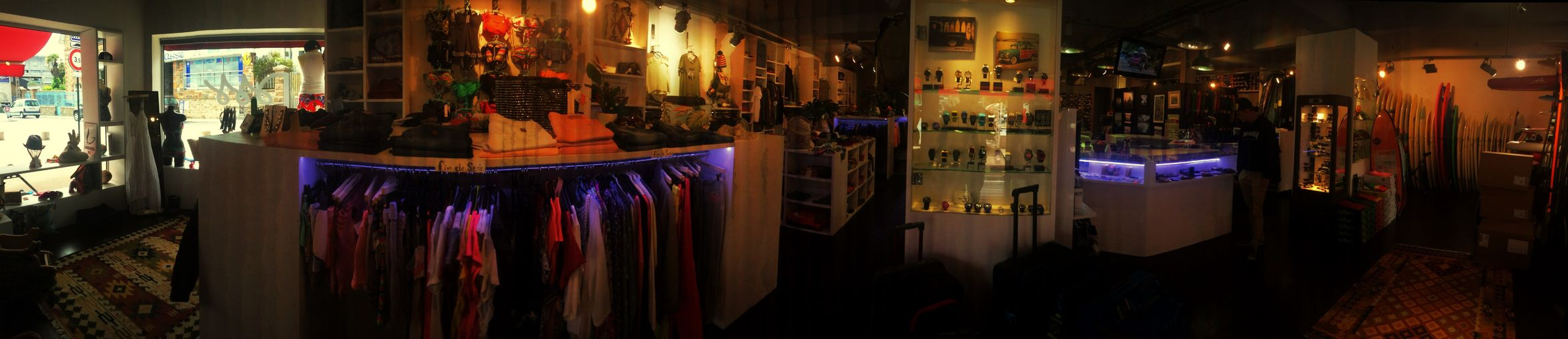 If you go to Perros-Guirec in France , Stop you to the best surf shop in this Town ! Best Shop In Town Surf Wear