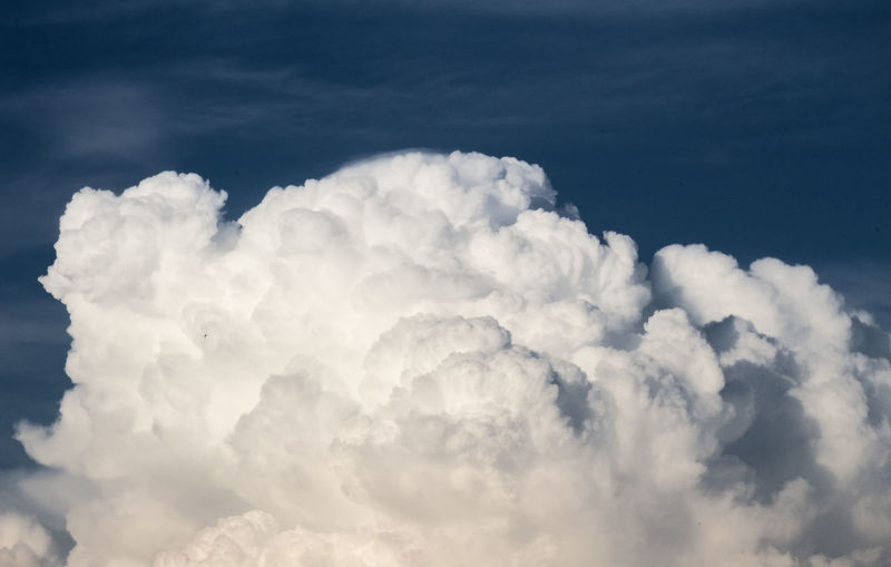 Beauty In Nature Blue Cloud Cloud - Sky Cloudscape Day Majestic Nature No People Outdoors Sky Softness White White Color