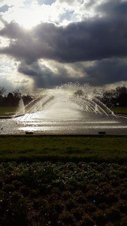 ☺Taking Photos Walking Around Water Wasser Nordpark Düsseldorf Nordpark