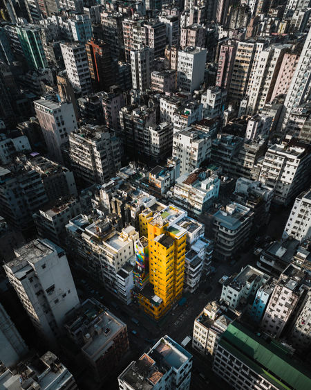 Kowloon density
