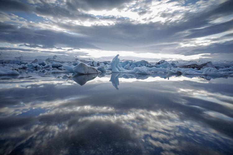 Ice Icebergs