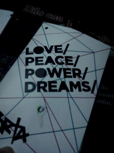 Love Peace Power